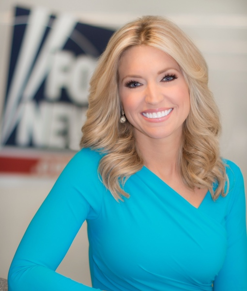 'FOX & Friends' Names Ainsley Earhardt As New Co-Host