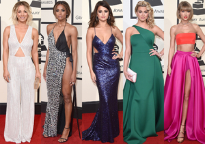 Who was the best dressed at the Grammys?
