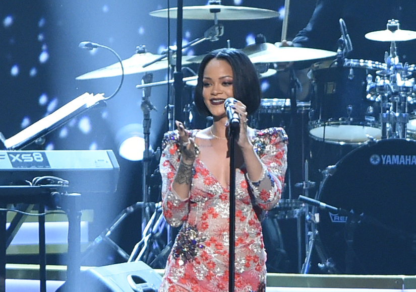 Rihanna Cancels Grammy Performance at the Last Minute