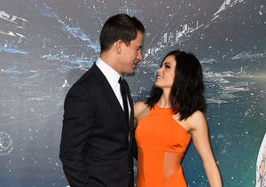 Channing Tatum's Adorable Valentine's Surprise for Jenna