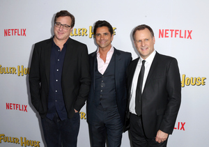 John Stamos Reveals How 'Fuller House' Cast Stays Young and Ageless Over Two…