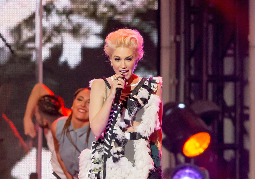 Gwen Stefani Confesses Her New Song Is About Blake Shelton