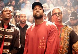 Audio from Kanye's Shocking 'SNL' Rant (Warning: Strong Language)