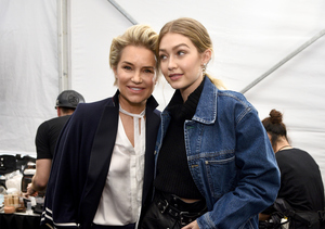 Yolanda Foster Is Stoked to See Her Baby Gigi Hadid at New York Fashion Week