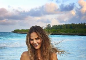 Chrissy Teigen on the Unsexy Details of Her Hot Sports Illustrated Shoot