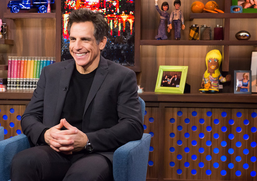 Ben Stiller Confirms He Dated This 'Real Housewives' Star — Watch Her Response!