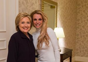 When Hillary Clinton Met Britney Spears… This Happened!