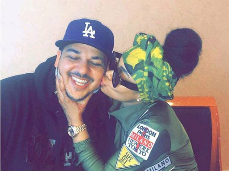 Blac Chyna Feels 'Betrayed' by Rob Kardashian, Plus: Why She Sent a Video of Herself in Bed with Another Man