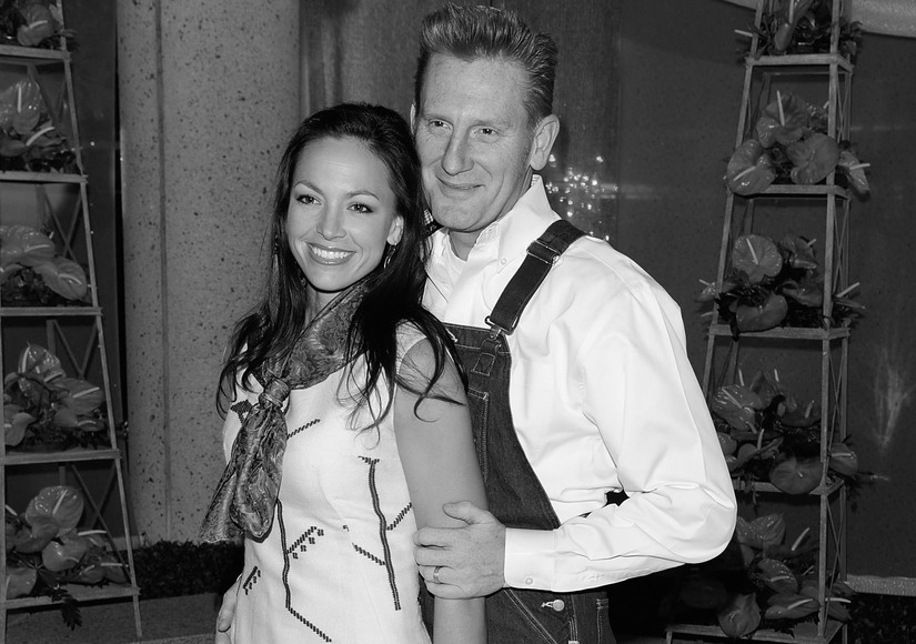 Rory Feek Shares a Picture and Stories from 'Special Week' with Joey