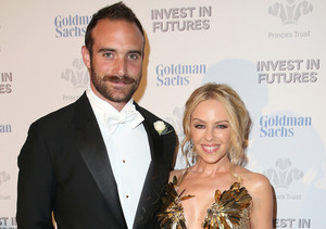 Pop Star Kylie Minogue Confirms Engagement to 'Galavant's' Joshua Sasse