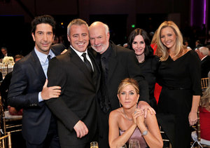 Jennifer Aniston Breaks Down in Tears at Emotional 'Friends' Reunion