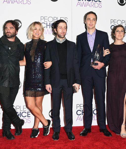 'The Big Bang Theory' Cast Celebrates 200 Episodes of the Show
