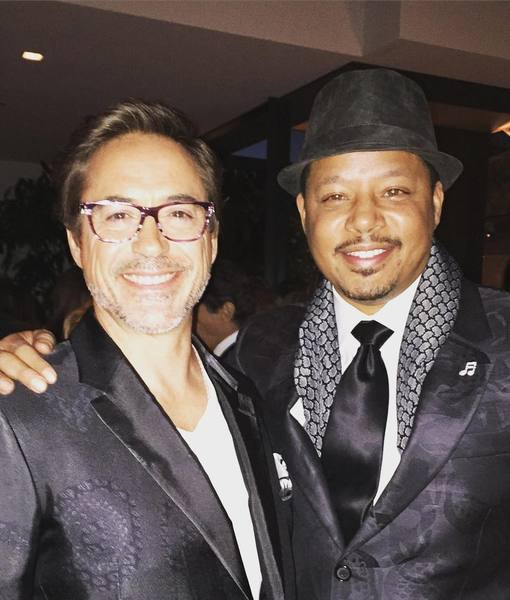 'Iron Man's' Robert Downey Jr. & Terrence Howard Are No Longer…