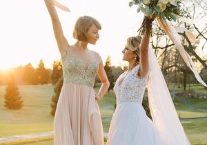 Check Out Taylor's Dazzling Dress!