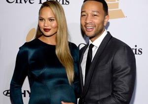 Chrissy Teigen Gives Twitter a Lesson on IVF, Jokes That She 'Picked the Embryo with a Taste for Bacon'