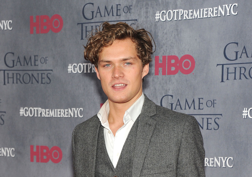 Finn Jones to Star in Marvel's 'Iron Fist'