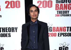 Kunal Nayyar's Epic 'Big Bang Theory' Fan Encounter... at a Urinal?!