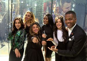 Fifth Harmony on Who Takes the Longest to Get Ready, Guilty Pleasures &…