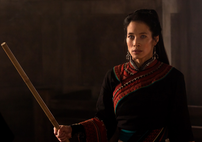 Michelle Yeoh & Eugenia Yuan Dish on Epic 'Crouching Tiger' Sequel