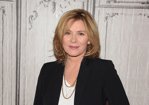 Kim Cattrall 'Shaken Up' After Teen Driver Crashed Into Her Home