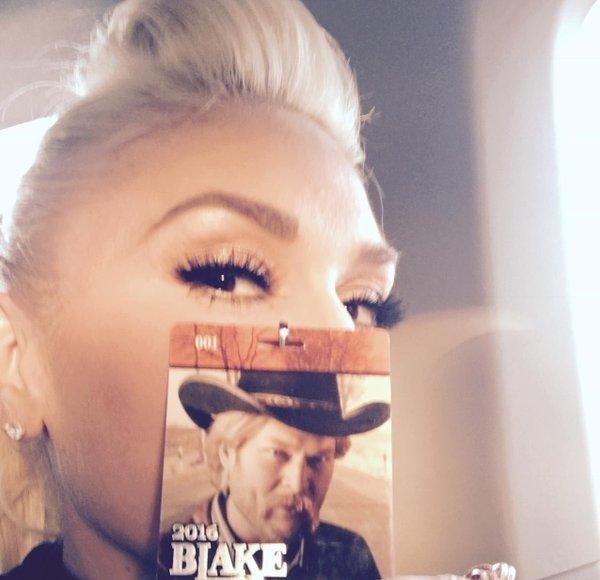 Gwen Mocks Breakup Rumors: Still Has 'All Access' to Blake!
