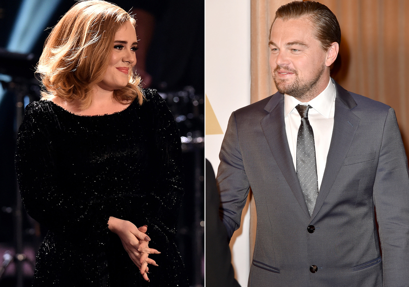 Adele Wishes Leonardo DiCaprio Good Luck at the Oscars in the Cutest Way…