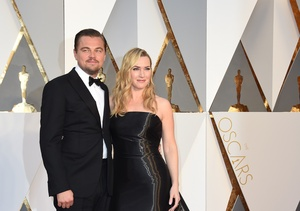 Pics! The 2016 Oscars Red Carpet