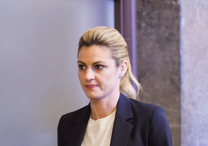 Erin Andrews' Emotional Breakdown in Court: 'Dad, I'm Naked All Over the…