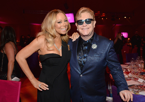 Inside Elton John's Oscars Viewing Party