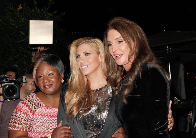Caitlyn Jenner's Besties Dish on Her Surprise Revelation about Dating Men