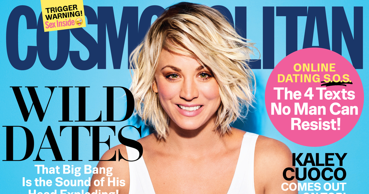 Kaley Cuoco On Life After Ryan Sweeting I Cannot Wait To Be In