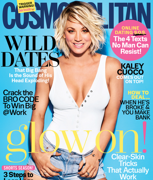 Kaley Cuoco on Life After Ryan Sweeting: 'I Cannot Wait to Be in Love Again'