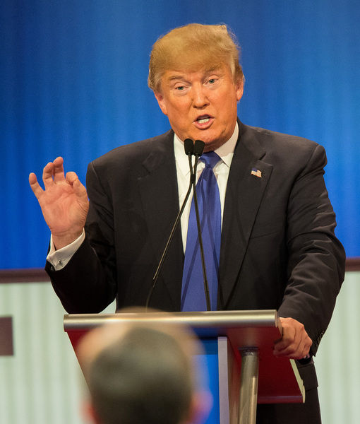 Size Matters! Donald Trump on His Hands: 'These Are the Hands That Hit a Golf Ball 285'