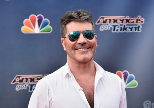 Simon Cowell Wants Baby Boy Eric to Be TV Successor in a 'Few Years' Time'