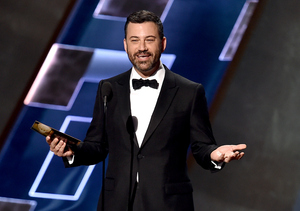 Jimmy Kimmel Is Set to Host 2016 Emmy Awards