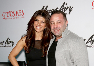 Teresa Giudice Plans Farewell Party for Joe before He Goes to Prison