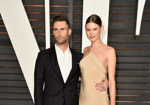 Adam Levine & Behati Prinsloo Reportedly Expecting First Baby!