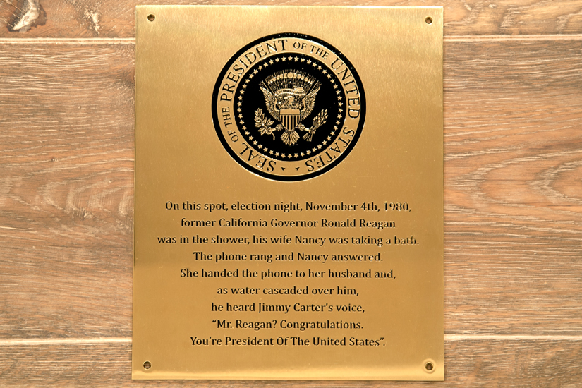 reagan-plaque