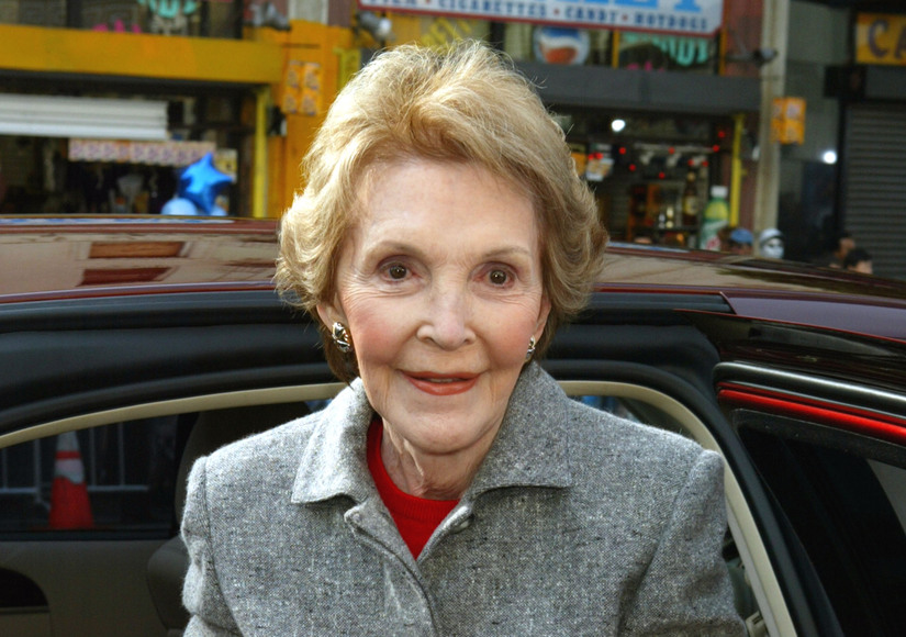 Livestream: Politicians and Stars Attend Nancy Reagan's Funeral