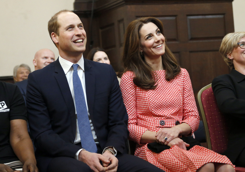 Rumor Bust! Prince William & Kate Middleton Not Being Crowned Next King & Queen