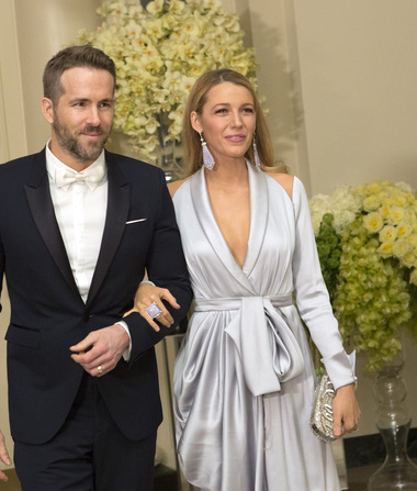 Report: Blake Lively & Ryan Reynolds Welcome Baby #2