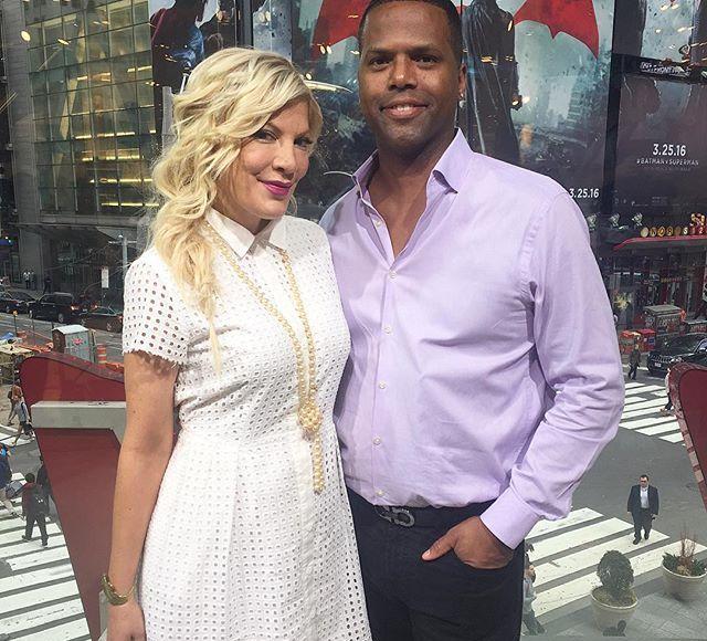 Tori Spelling Sounds Off on Recent Rumors, Husband Dean McDermott, and…