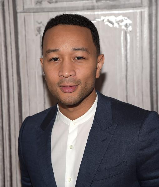 John Legend Brands Donald Trump a 'Racist'