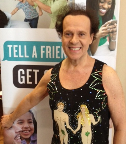 Richard Simmons' Rep Insists He Is Not Missing
