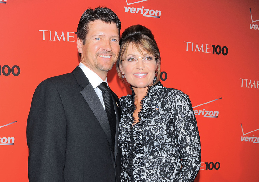 Sarah Palin's Husband Todd in ICU After 'Very Serious' Accident