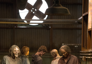 New 'The Walking Dead' Attraction Finds Permanent Home at Universal Studios…
