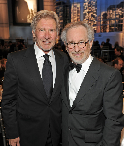 Harrison Ford & Steven Spielberg to Reunite for Fifth 'Indiana Jones' Movie