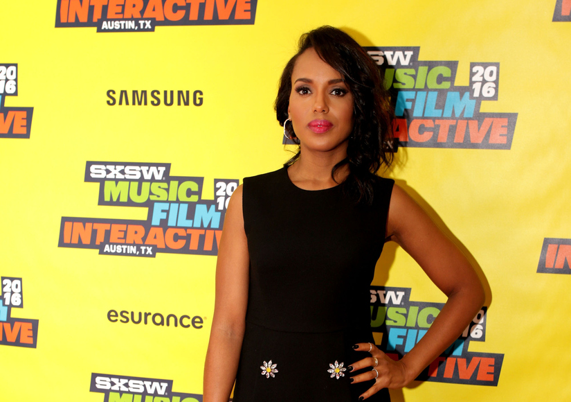 Kerry Washington Comments on Constant Divorce Rumors