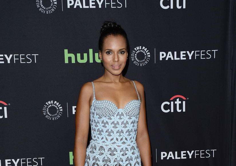 Kerry Washington Reacts to Hillary Clinton's Florida Win and Talks About Her Mom's View on Her Scandalous Sex Scenes