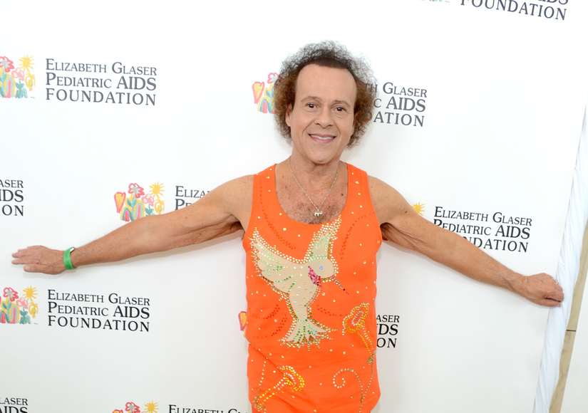 Richard Simmons' Former BFF Voices His Fears in Open Letter